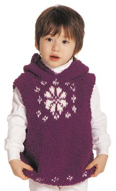 Berroco® Free Pattern   Mavis  how cute would these be made longer for a little hooded dress?