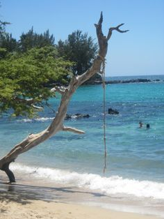 """69's"" - The Big Island, Hawaii - One of the best beaches on the Island!"