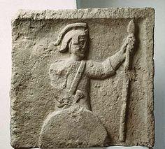 UBI ERAT LUPA - Römische Steindenkmäler