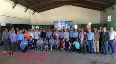 Villanueva de los Infantes - Numerosa participación en los concursos organizados por la Cofradía de San Isidro
