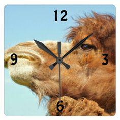 Camel - Wall Clock
