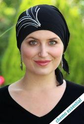 Celeste Art Deco Pre-tied Headscarf