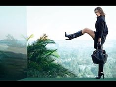 Jimmy Choo Autumn Winter 2014 Campaign