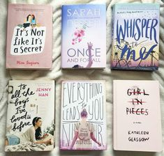 Girl in pieces Best Books To Read, I Love Books, Good Books, My Books, Book Suggestions, Book Recommendations, Book Club Books, Book Lists, All The Bright Places