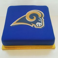 St. Louis Rams cake Cakes & Cupcakes Pinterest