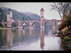 """Cahors In the limestone gorge country of SW France, this bridge is a medieval monument to a legendary pact: a man wagered his soul to the Devil, and the Devil lost. While living in Paris, a friend of mine asked if I would like to visit his childhood home on the way to stay with friends down in the Pyrenees. (My quick reply was """"bien-sûr-que-oui-merci! Of-course-I-would-thank-you!!"""") After a long night of traffic (thousands of Parisians all getting out of town for Christmas) and raiding his…"""