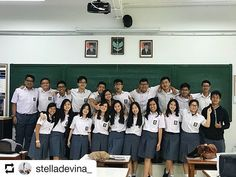 #Repost @stelladevina_    How grateful I am to be a part of this family. I just want to say thank you for the memories that we've been through both the good and bad ones and thank you for fulfilling my last year in high school with laughs tears and joys