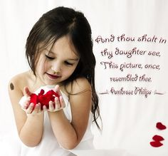 quotes about daughters 6  daughter quote about And thou shalt in thy