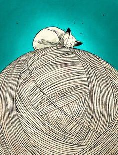 ilustración de Jillian Tamaki
