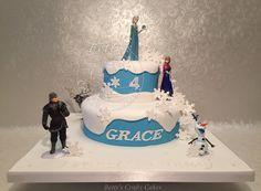 Princess Party, Themed Cakes, Frozen, Crafty, Facebook, Deco, Store, Birthday, Disney