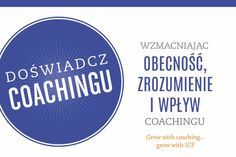 """Eventy: Międzynarodowy Tydzień Coachingu - wywiad z Moniką Stankiewicz - http://kobieta.guru/miedzynarodowy-tydzien-coachingu-wywiad-z-monika-stankiewicz/ - Już 21 maja, w ramach Międzynarodowego Tygodnia Coachingu, odbędzie się w Gdyni cykl warsztatów pod hasłem: """"GROW with coaching … grow with ICF"""", promujących ideę rozwoju osobistego oraz coachingu w organizacjach.   Udało nam się porozmawiać z dyrektorką trójmiejskiego oddziału ICF, Moniką Stankiew"""