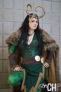(5) lady loki cosplay | Tumblr