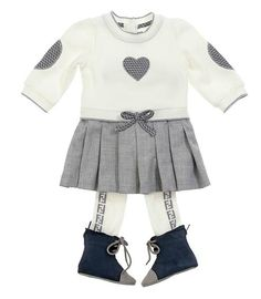 Fendi For My Lil Girl And All Of This In My Size Too Baby