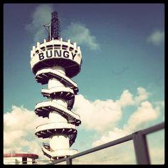 Bungy Tower , Scheveningen , Den Haag La Haye, Going Dutch, The Hague, Places Ive Been, Tower, City, Travel, Rook, Viajes
