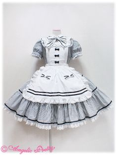 Angelic Pretty. Maid dress.