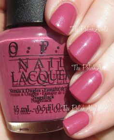 The Polishaholic: OPI Just Lanai-ing Around - Spring 2015 Hawaii Collection Swatches