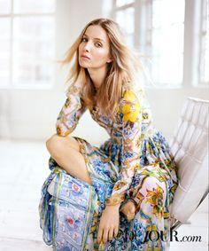 Annabelle Wallis Interview and Photos - DuJour