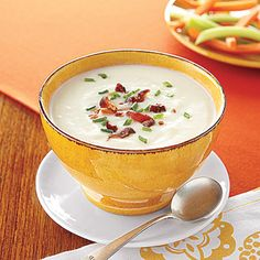 Mashed-Potato Soup!