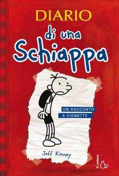 Diario di una Schiappa pdf gratis free download di Jeff Kinney