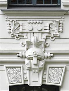 Art Nouveau - Riga, Latvia