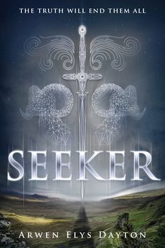 Seeker by Arwen Elys Dayton (ARC Review + Giveaway)