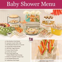 Baby Shower on Pinterest | Themed Baby Showers, Baby Shower Games and ...