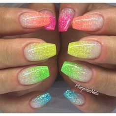 I would like these colors for my toes