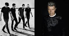 David Bowie Turned Down a Coldplay Collaboration. hahaha and this is why he was great, bc he didn't love every song/musician/ he had a standard and wouldn't endorse just any musician's sound, regardless of their earnestness. perfectperfect.