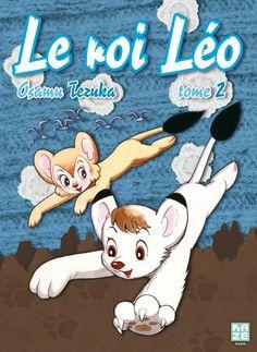 Le roi Léo tome 2 Kimba The White Lion, Leo, Illustrations, Manga Anime, Snoopy, Japan, Luigi, Images, Daisy