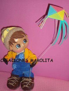 OLITA BIENVENIDOS - :-) CREACIONES MAR Princess Peach, Projects To Try, Dolls, Fictional Characters, 3d, Ideas, World, Kites, Art