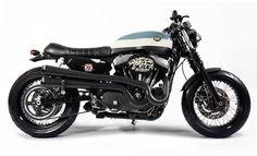 Sportster CRD#21 by Cafe Racer Dreams