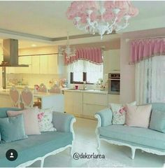 There are plenty of ways you can make the most of a small space 56 Beautiful Home Interior Ideas To Copy Right Now – There are plenty of ways you can make the most of a small space Source Pastel Living Room, Living Room Decor Cozy, Living Room Modern, Home Living Room, Interior Design Living Room, Living Room Designs, Bedroom Decor, Home Decor Furniture, Shabby Chic Furniture