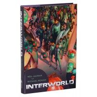 Neil Gaiman and Michael Reaves - Interworld - Subterranean Press US 2014 - Limited Edition
