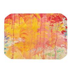 """Ebi Emporium """"Sun Showers"""" Place Mat"""