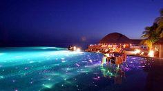 República de Maldivas — es un país insular soberano situado en el océano Índico,