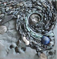 - Natural Stone Mosaic