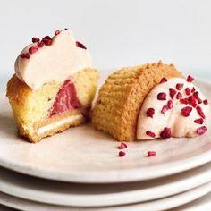 Cupcake Recipes, Baking Recipes, Cupcake Cakes, Dessert Recipes, Baking Cupcakes, Tea Cakes, Nadiya Hussain Recipes, Just Desserts, Delicious Desserts