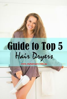 top 5 hair dryers