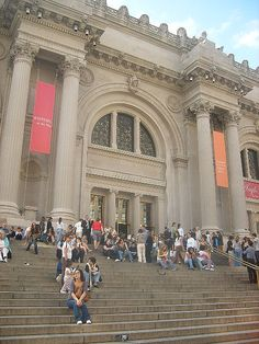 Metropolitan Museum of Art, NYC...one of my favorite places in all of New York. #museumgeek