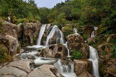 Place: Cascada de Nuveira, A Coruña / #Galicia, #Spain. Photo by Chencho Mendoza (500px.com)