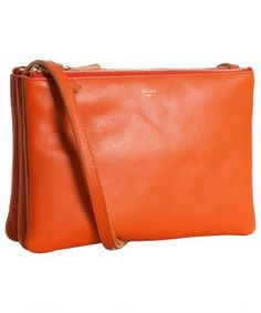 Celine : orange 'Trio'