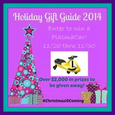 Enter To #Win a Plasmacar Ends 11/30! FANTASTIC GIVEAWAY! Enter here http://michigansavingandmore.com/enter-win-plasmacar-ends-1130-plasmacar/ For Your Chance! YOU KNOW THAT I DEFINITELY ENTERED!!!!! I WANT THIS BAD!!!!!!!!! Thanks, Michele :)