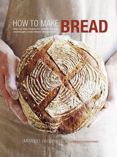 Kamut Bread (can also be made with Spelt flour) - kamut flour or spelt flour, salt, yeast (fresh or active dry), warm water, allowed oil to grease loaf pan Bread And Pastries, Artisan Food, Artisan Bread, Flour Recipes, Bread Recipes, Kamut Flour, Spelt Flour, Spelt Bread, Sourdough Bread