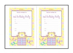 3 Year Old Birthday Party Invitation Wording 3rd