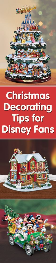 Do you love Disney? Give your holiday decorating a magic touch with our selection of Christmas decor and more. Showcasing all your favorite characters from Mickey Mouse and Snow White, to Elsa and Olaf, these holiday treasures are sure to put a smile on your face.