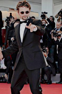 Matt_29 August 2012 - 69th Annual Venice Film Festival Opening Ceremony, Italy