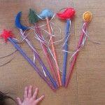 Handmade Fairy Wands <3