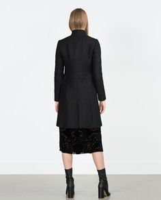Image 4 of TAILORED COAT from Zara