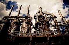 Bethlehem Steel Factory, Bethlehem, PA