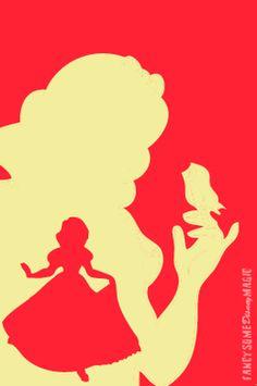 101 Dalmatians * A Bug's Life * A Goofy Movie * Aladdin * Alice in Wonderland * Atlantis * Bambi *. Disney Princess Silhouette, Disney Princess Snow White, Snow White Disney, Snow White 1937, Snow White Seven Dwarfs, Mickey Mouse Wallpaper, Disney Wallpaper, Disney Magic, Disney Disney
